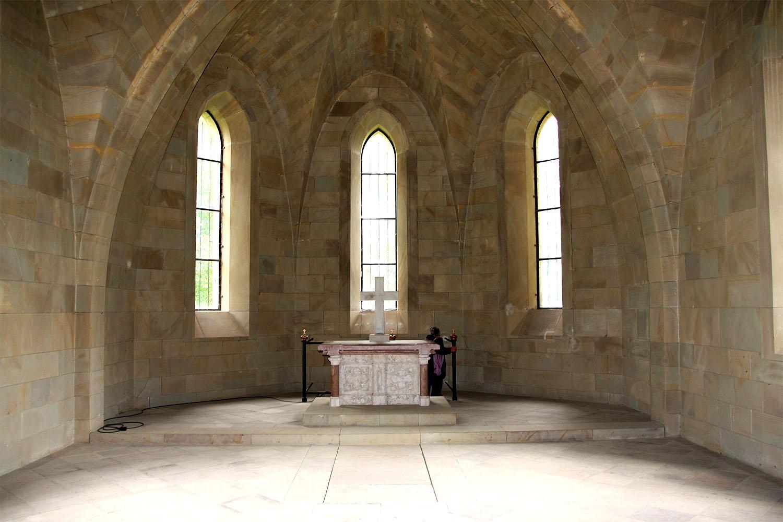 Mausoleum des Fürstenhaus Reuß